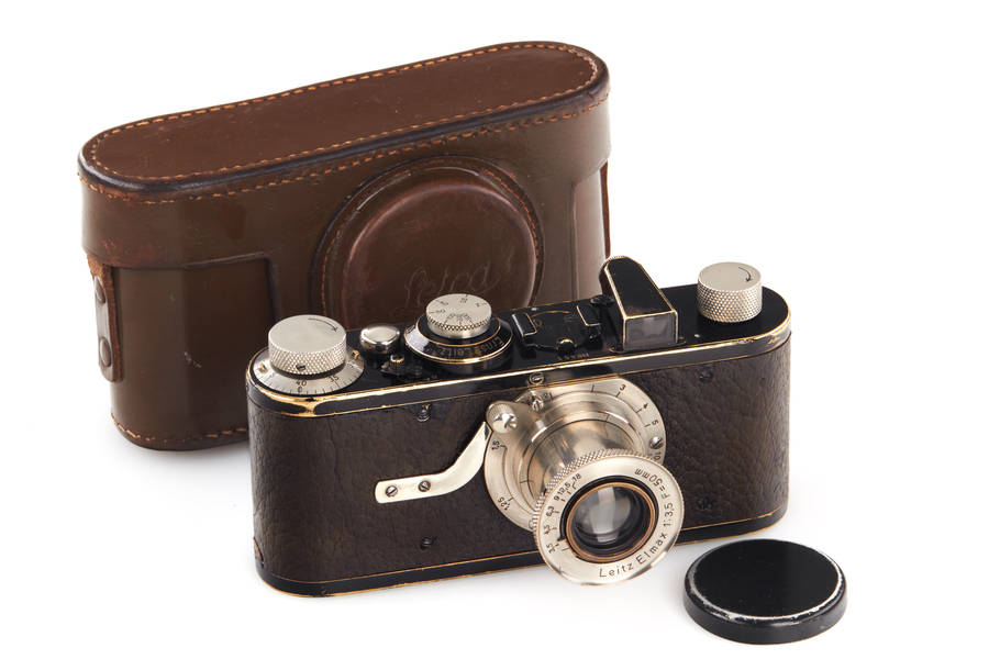 Rare Leica cameras to be auctioned at Westlicht Photography ...