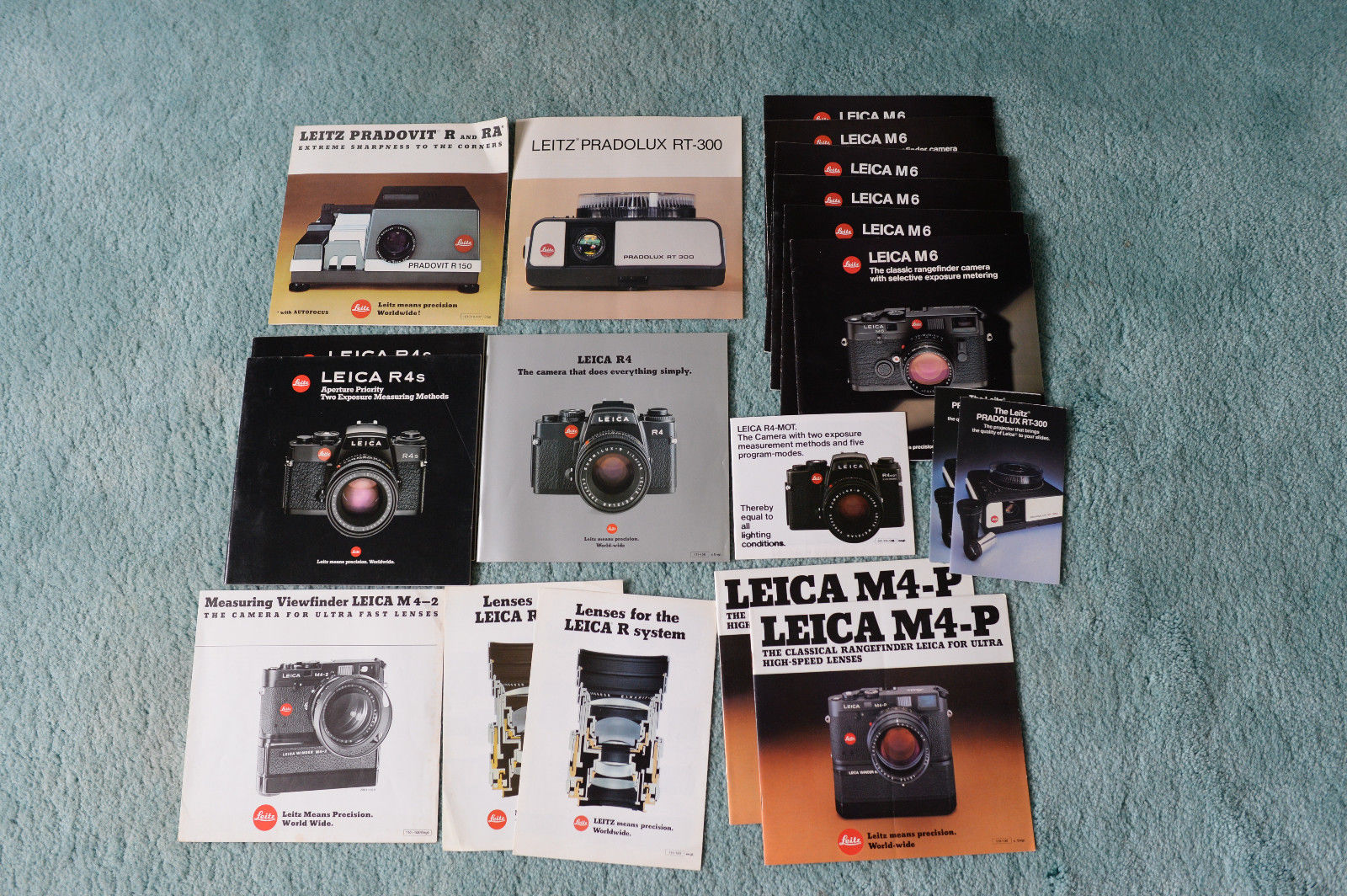 Leica The First 50 Years More Books /& Manuals Listed 2nd Hove Edition 1977