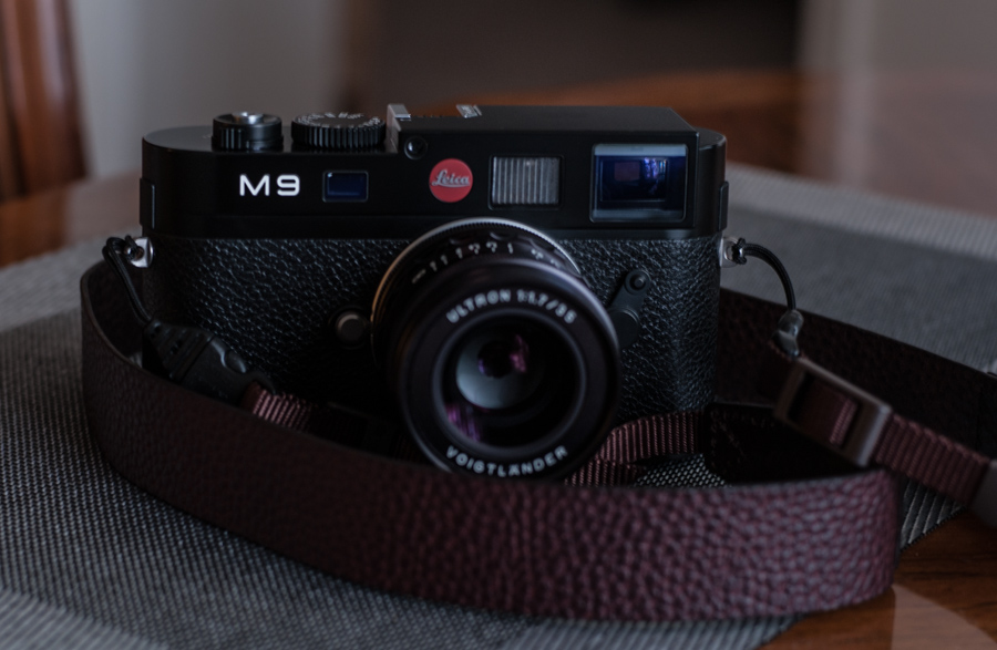 Leica M9 Voigtlander 35mm F 17 Ultron Image Shot With M8