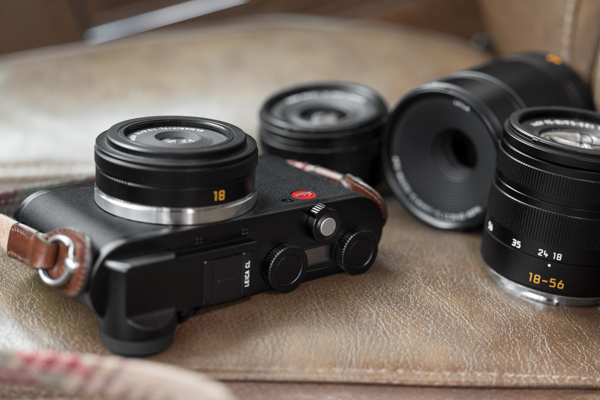 Leica CL camera reviews | Leica Rumors