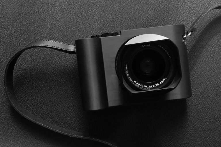 Tekiac 3d Printed Stealth Cover For Leica Q Cameras Leica Rumors