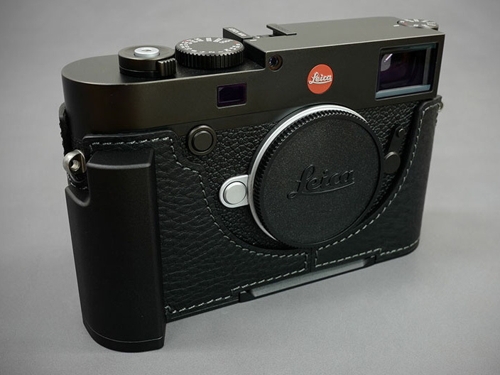 Leica digest: new M10 leather case, brass ventilated lens hoods, 75mm Noctilux review and more