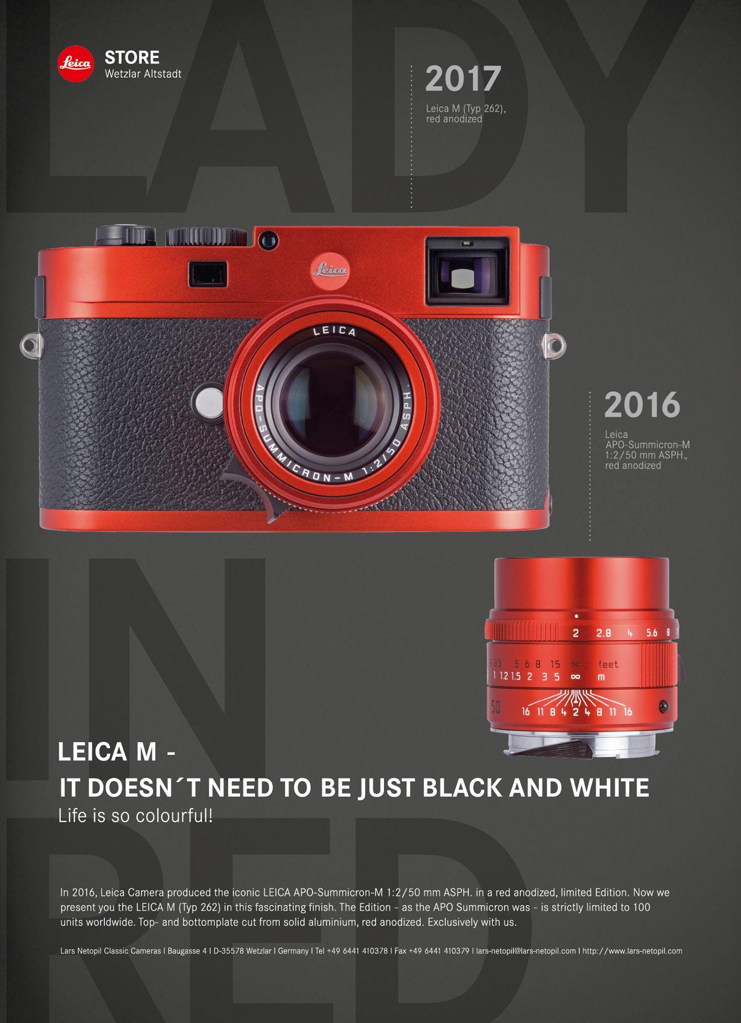 Font-ils encore de la photographie ? Leica-M-Typ-262-red-anodized-aluminum-limited-edition-camera