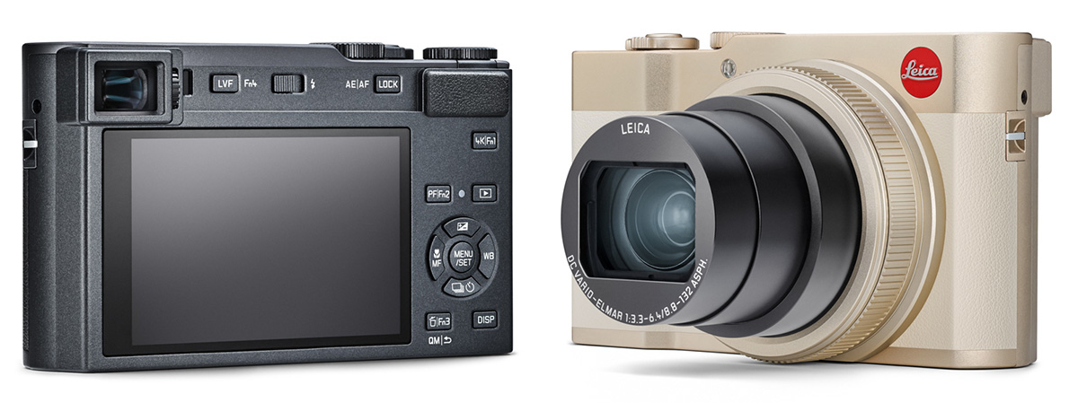 Leica C-Lux and Panasonic Lumix LX100 II camera reviews