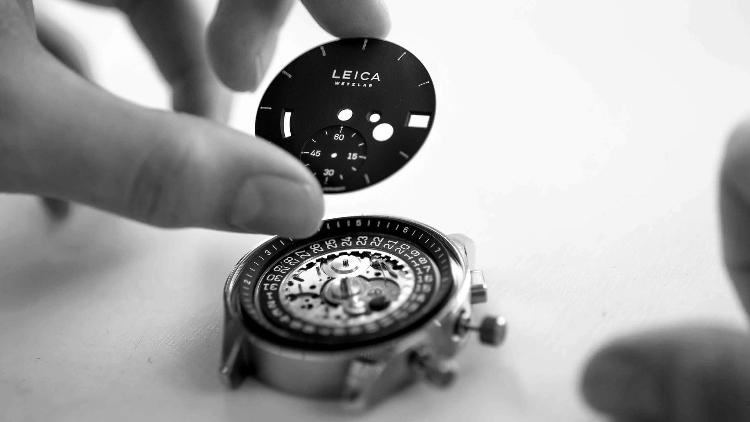 The Leica L1 and L2 watches are expected to be released by the end of the year - Leica Rumors