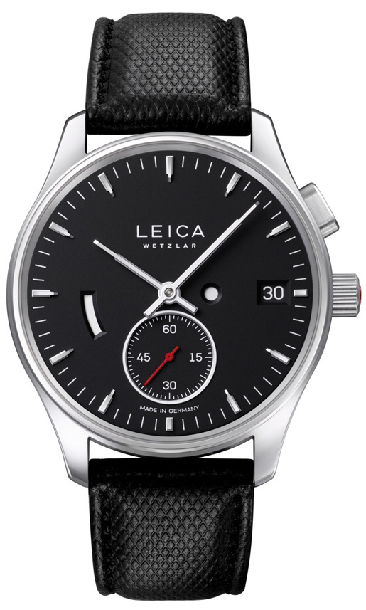 The Leica L1 and L2 watches are expected to be released by the end of the year