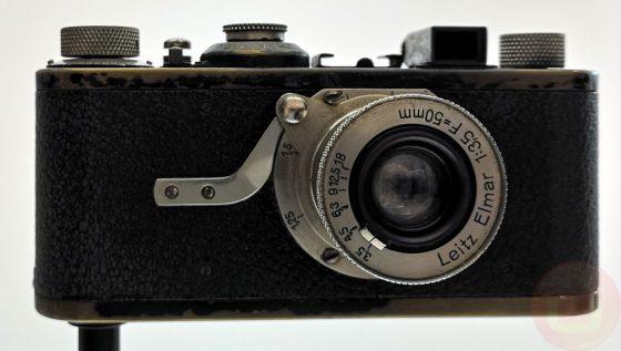 1925 Leica IA with Leitz Elmar lens