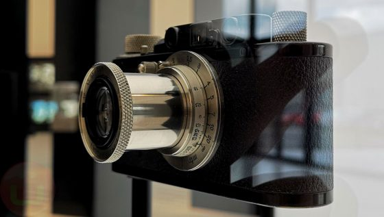 1932 Leica II camera