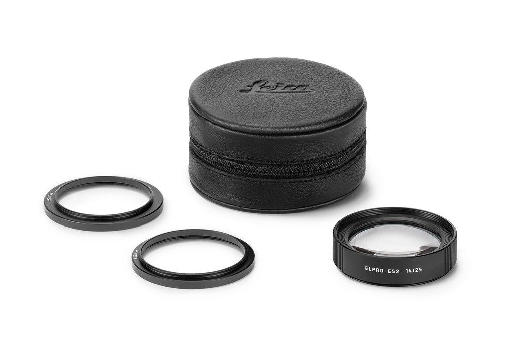 Leica Elpro E52 close up lens set announced
