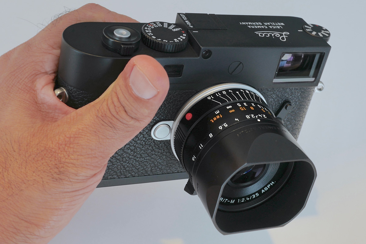 Leica Lust of a Leicaphile