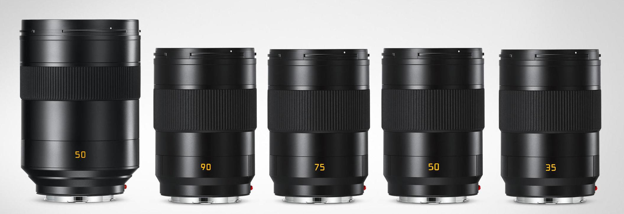 Updated Leica SL lens roadmap - Leica Rumors