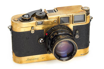 Leica highlights from the upcoming Westlicht camera auction