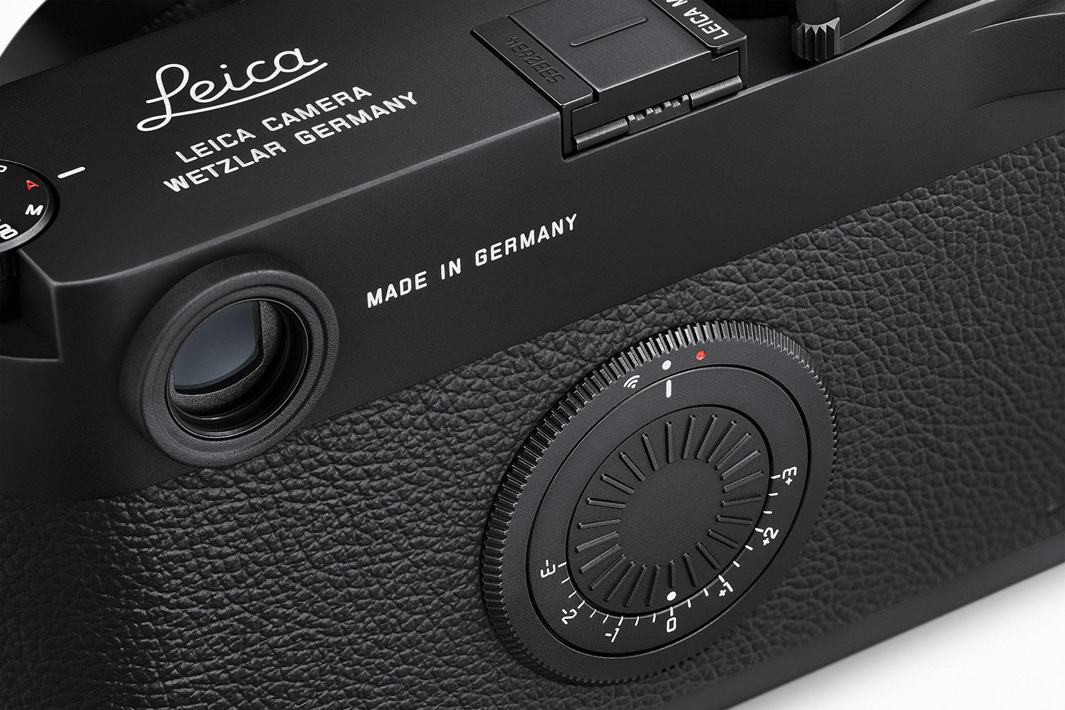 Leica M10-D hands-on video