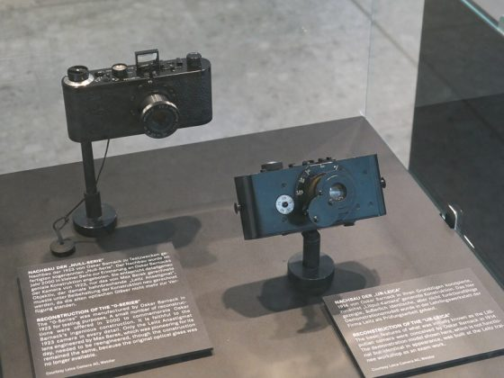 Ur-Leica prototype from 1914 and Null-Serie from 1923