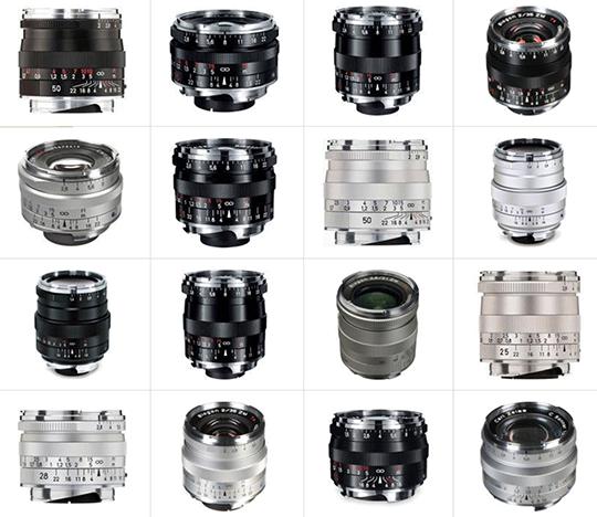 Zeiss ZM lenses for M-mount Black Friday rebates - Leica Rumors