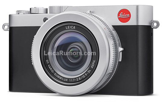 Fist leaked pictures of the upcoming Leica D-Lux 7 camera