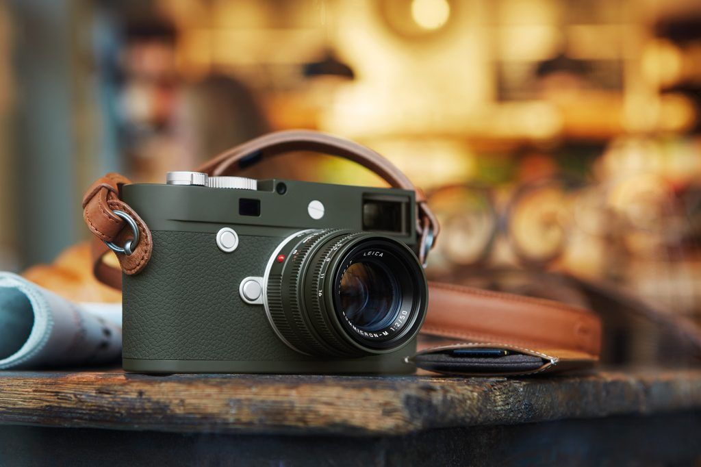 Leica M10-P Safari limited edition camera now in stock