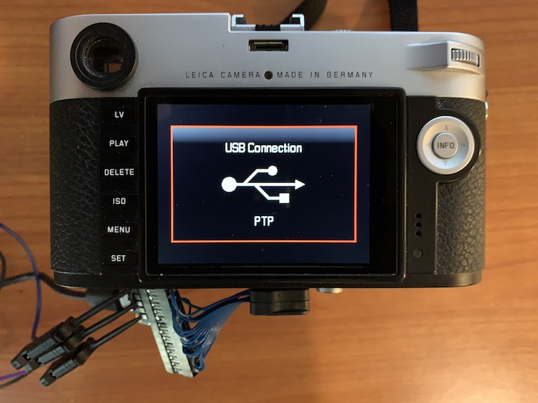 Leica M8, M9 and M240 cameras firmware hacked