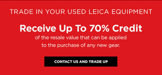 Used Leica equipment trade-in offer from Adorama - Leica Rumors