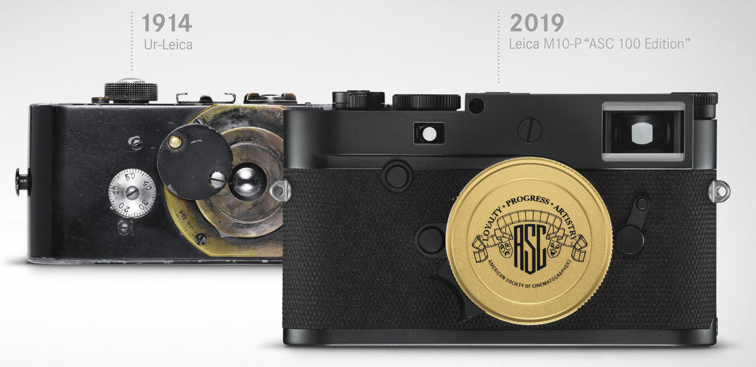 Leica M10-P ASC 100 limited edition camera officially announced