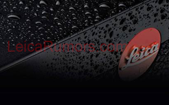First Leica Q2 camera teaser, official announcement expected on or around March 6th