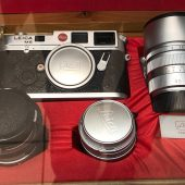The rare Leica cameras and lenses I saw during my last visit to B&H