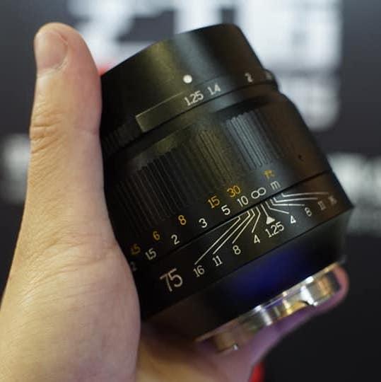 New lens: 7artisans 75mm f/1.25 lens for Leica M-mount