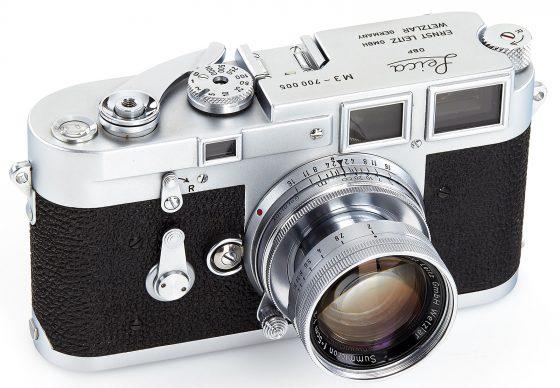 Leitz Photographica Auction unveils lineup of rare Leica cameras