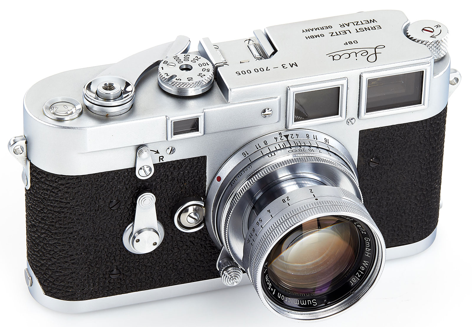 Leitz Photographica Auction unveils lineup of rare Leica cameras