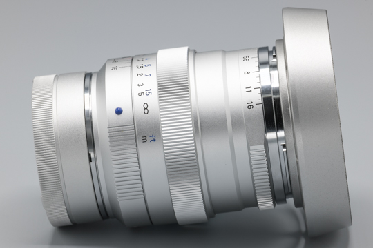 NEW: silver metal rear lens caps for M-mount lenses available for sale