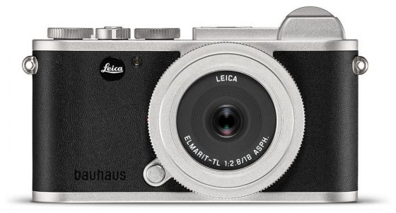 "New Leica CL ""100 Jahre Bauhaus"" limited edition camera announced"