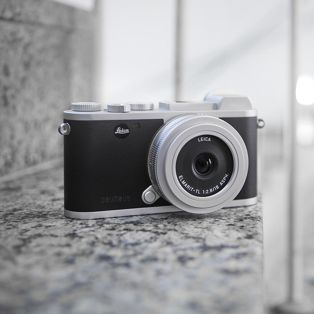 "New Leica CL ""100 Jahre Bauhaus"" limited edition camera announced"