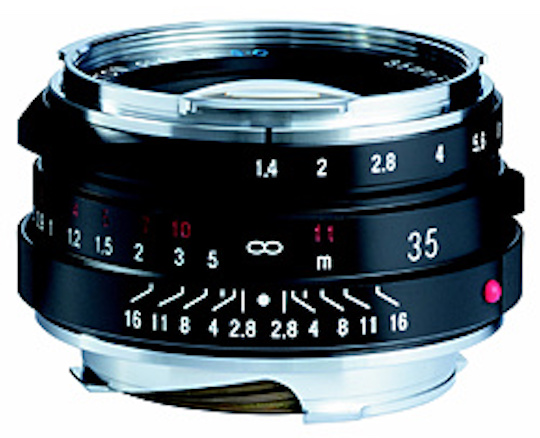 New Voigtlander Nokton Classic 35mm f/1.4 II SC VM lens (Leica M-mount) to be announced on May 7th