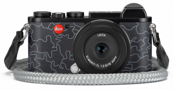 Just announced: Leica CL Urban Jungle by Jean Pigozzi limited edition camera