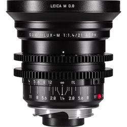 Leica M-mount full-frame lenses now available in cine form