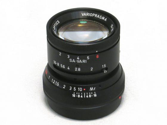 New MS Optics Vario Prasma 50mm f/1.5 and ISM 50mm f/1.0 lenses for Leica M-mount by Mr. Miyazaki