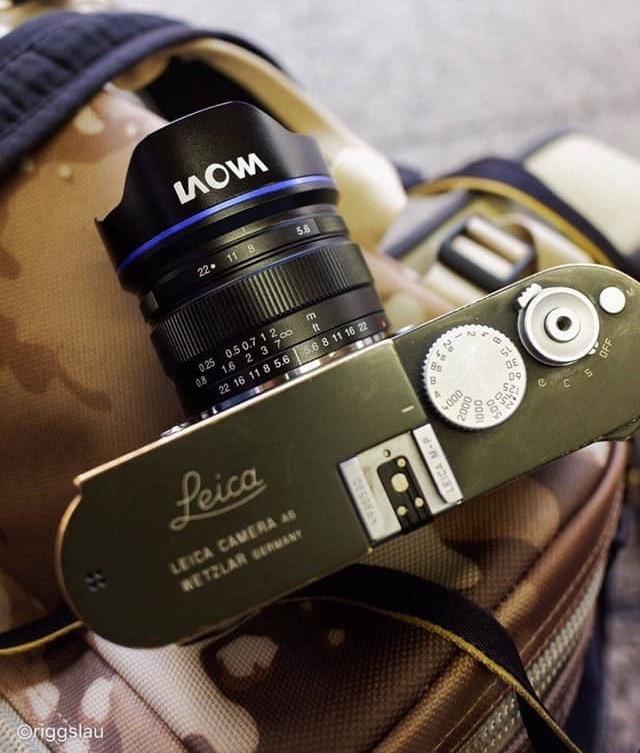 More pictures of the upcoming Venus Optics Laowa lenses for Leica M-mount