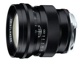 Voigtlander Nokton Vintage Line 75mm f/1.5 Aspherical VM lens now in stock in the US