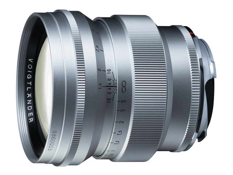 Voigtlander Nokton Vintage Line 75mm f/1.5 Aspherical VM lens now in stock in the US - Leica Rumors