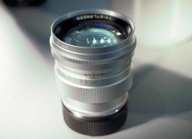 Voigtlander Nokton Vintage Line 75mm f/1.5 Aspherical VM lens for Leica M-mount