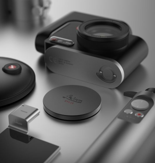 """Leica Space"" action camera prototype/concept"