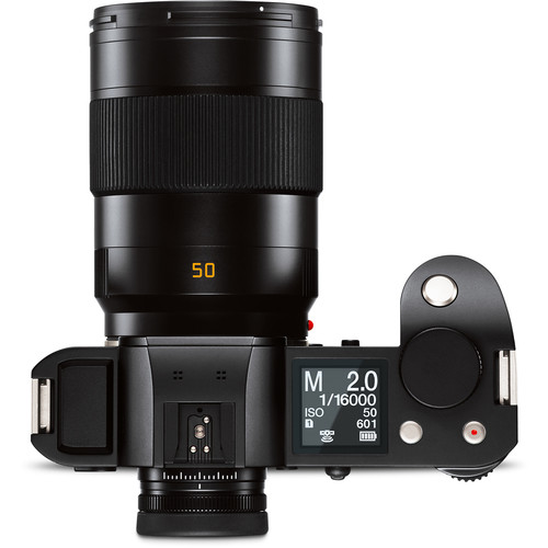 The new Leica APO-Summicron-SL 50mm f/2 ASPH L-mount lens is now in stock for the first time