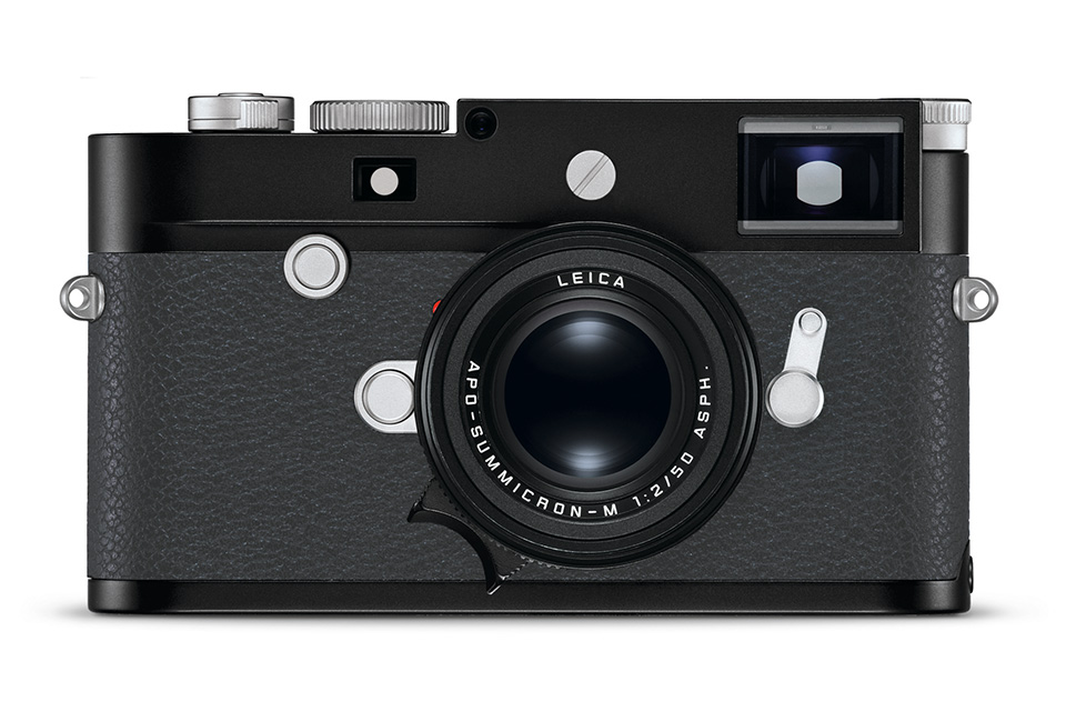 "Leica M10-P ""Black & Grey"" limited edition camera"