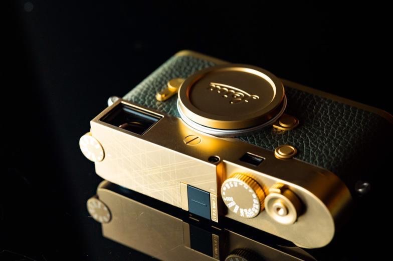 New: Leica M10-P SC Asset limited edition brass camera - Leica Rumors