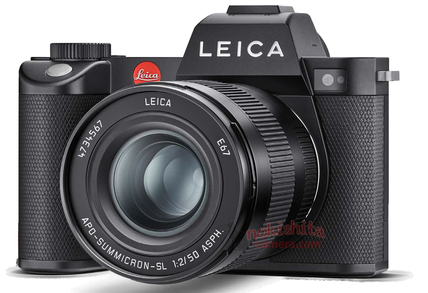 Rumored Leica SL2 camera specifications