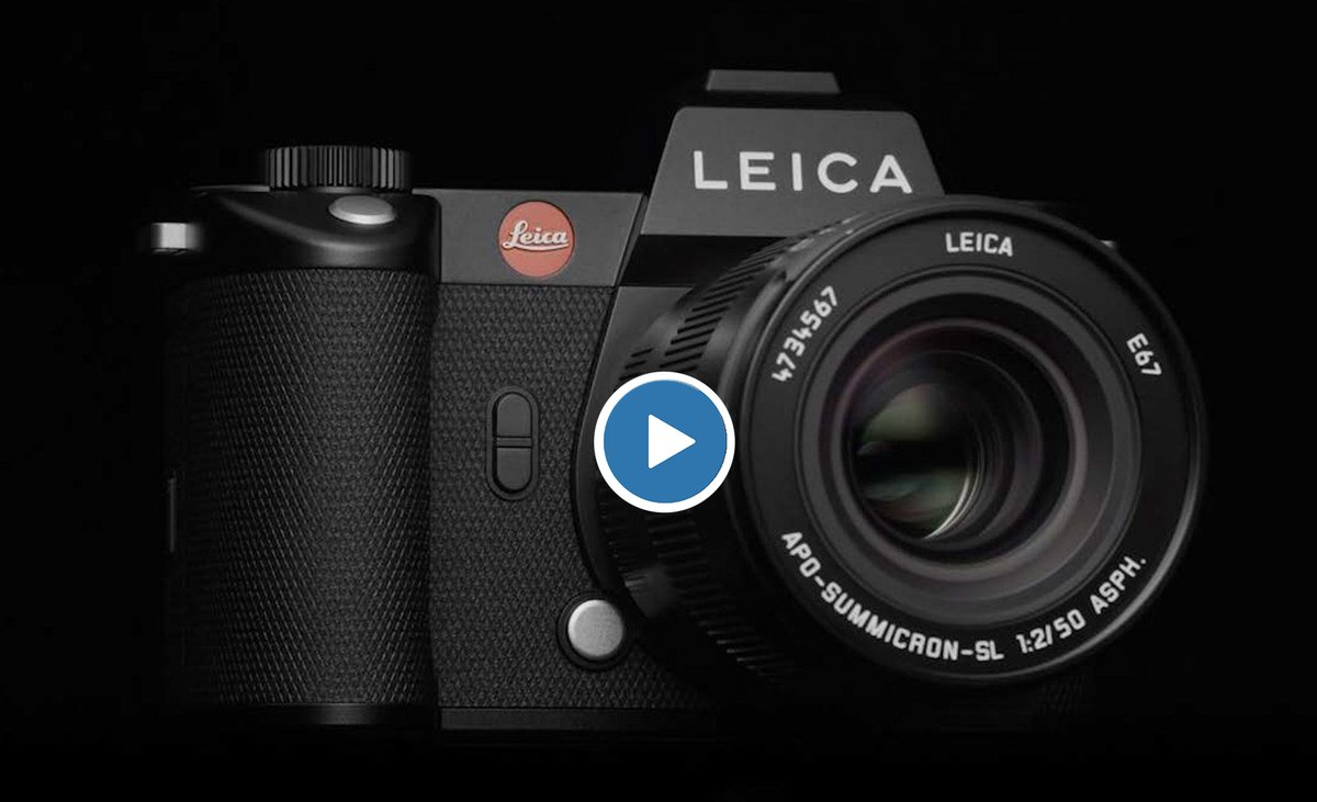Leica SL2 confirmed for November 6th, additional specifications leaked - Leica Rumors