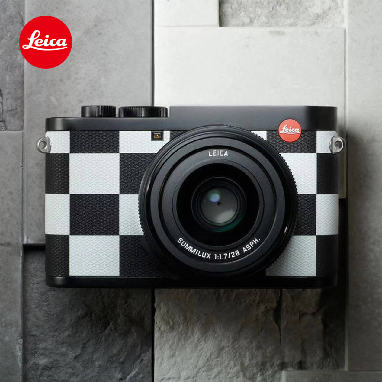 """The first Leica Q2 limited edition camera launched in China under the name """"Pixel"""""""