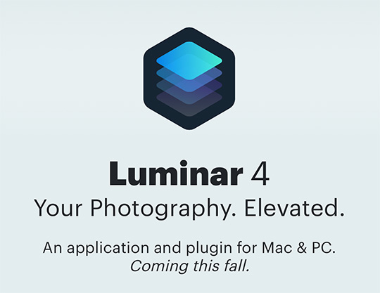 The new Skylum Luminar 4 and ON1 Photo RAW 2020 are now available