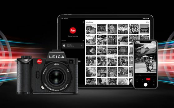Leica released FOTOS app version 2.1