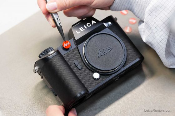 The making of the Leica SL2 camera in pictures